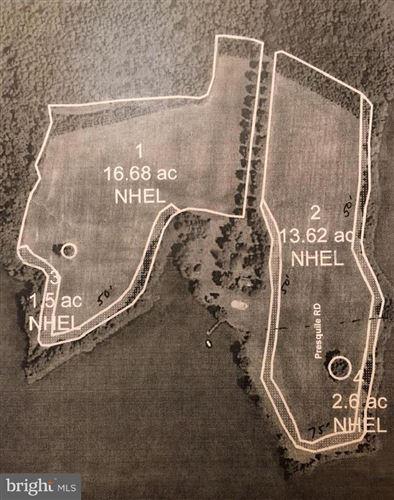 Tiny photo for 7500 MAYPORT RD, BOZMAN, MD 21612 (MLS # MDTA136970)