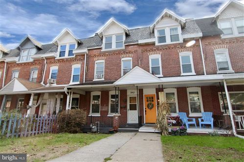Photo of 740 HAWS AVE, NORRISTOWN, PA 19401 (MLS # PAMC630970)