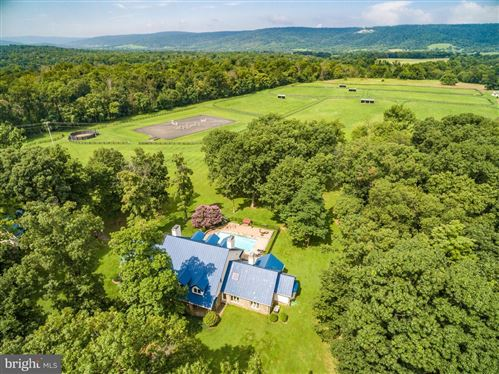 Photo of 20022 TRAPPE RD, BLUEMONT, VA 20135 (MLS # VALO420970)