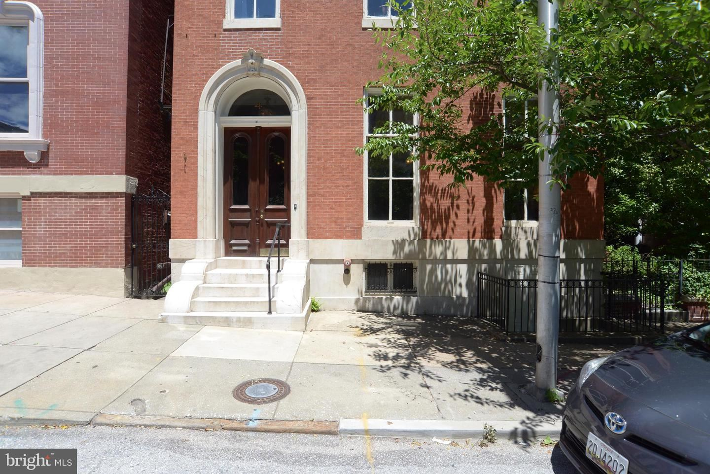 4 E MADISON ST, Baltimore, MD 21202 - MLS#: MDBA536970