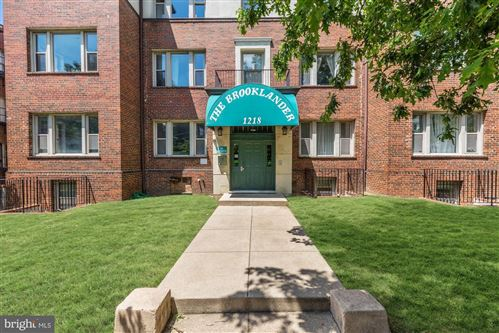 Photo of 1218 PERRY ST NE #301, WASHINGTON, DC 20017 (MLS # DCDC474972)