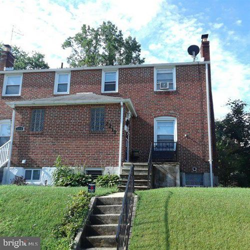 Photo of 2211 ECHODALE AVE, BALTIMORE, MD 21214 (MLS # MDBA541972)