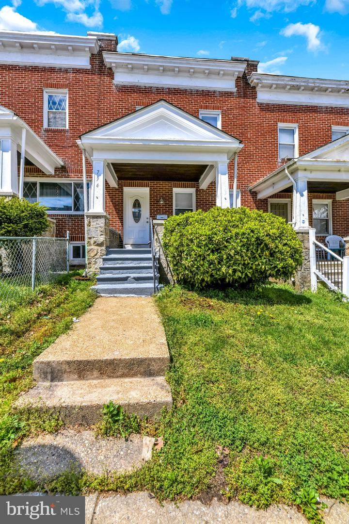 794 N GRANTLEY ST, Baltimore, MD 21229 - MLS#: MDBA546972