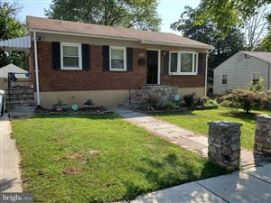 Photo of 13411 JUSTICE RD, ROCKVILLE, MD 20853 (MLS # MDMC674974)