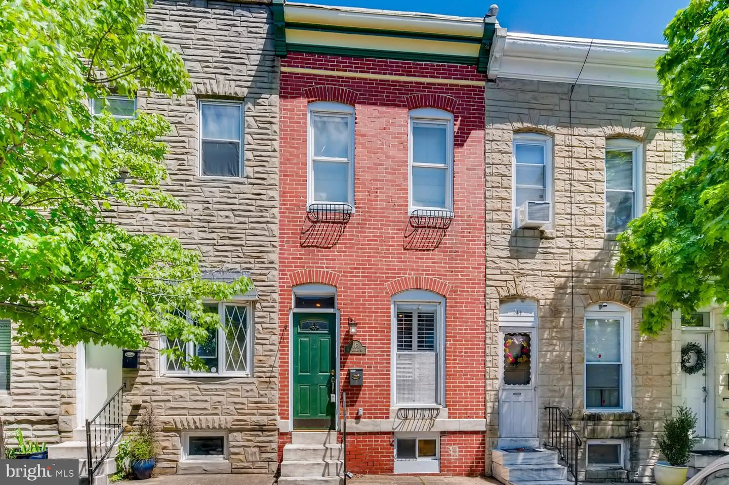 143 N POTOMAC ST, Baltimore, MD 21224 - MLS#: MDBA549974