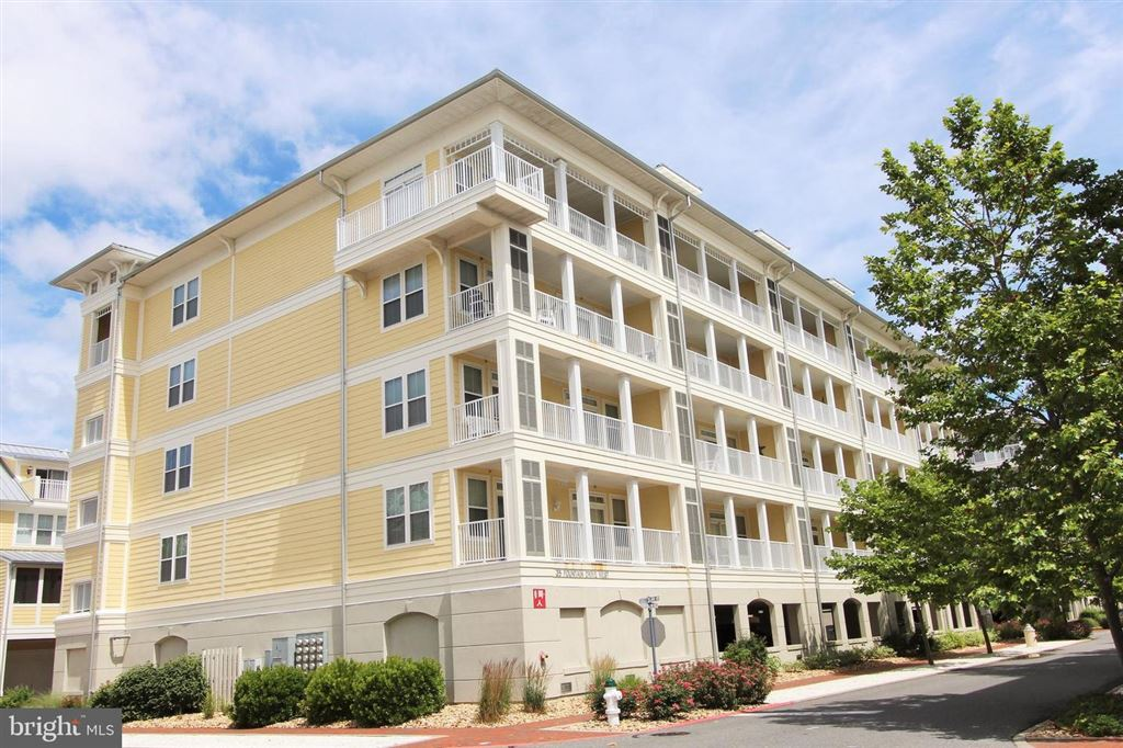 Photo for 35 FOUNTAIN DR W #4B, OCEAN CITY, MD 21842 (MLS # MDWO106974)