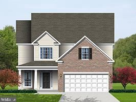 Photo of 665 YEARLING DR, PRINCE FREDERICK, MD 20678 (MLS # MDCA169976)