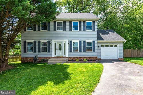 Photo of 9360 KINGS POST CT, LAUREL, MD 20723 (MLS # MDHW279976)