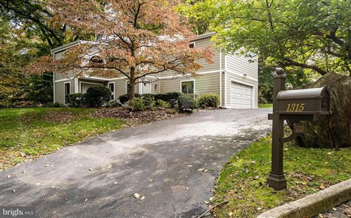 Photo of 1315 HOLLOW COVE RD, NARBERTH, PA 19072 (MLS # PAMC680976)