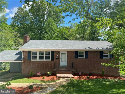 Photo of 4001 PATRICIA ST, ANNANDALE, VA 22003 (MLS # VAFX1197976)