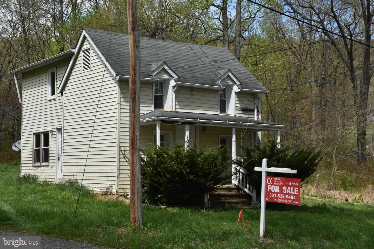 Photo of 1248 MOUNTAIN CHURCH, MIDDLETOWN, MD 21769 (MLS # MDFR278976)