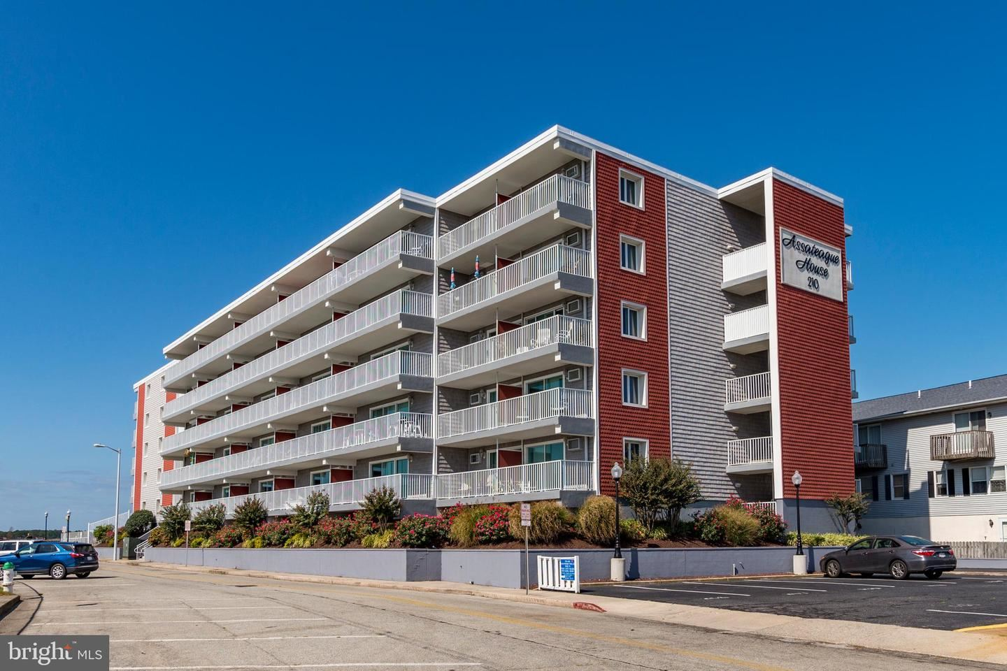 Photo for 210 WORCESTER ST #305, OCEAN CITY, MD 21842 (MLS # MDWO112976)