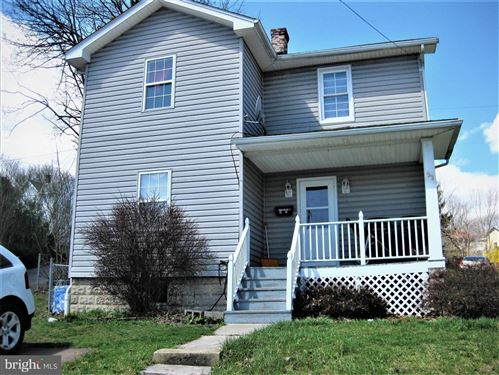 Photo of 99 CENTER ST, FROSTBURG, MD 21532 (MLS # MDAL133978)