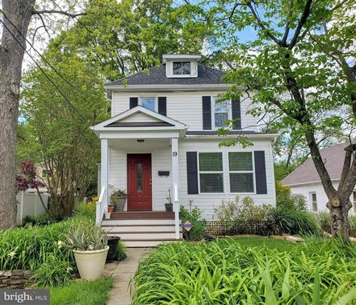 Photo of 19 N LINDEN AVE, ANNAPOLIS, MD 21401 (MLS # MDAA438980)