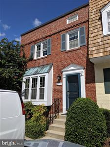 Photo of 6711 KENWOOD FOREST LN #46, CHEVY CHASE, MD 20815 (MLS # MDMC677980)
