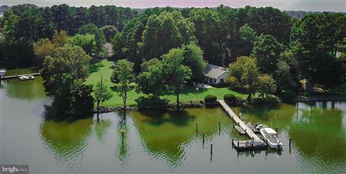 Photo of 4353 HOLLY HARBOR RD, OXFORD, MD 21654 (MLS # MDTA137980)