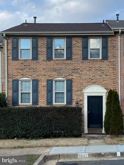 Photo of 9637 LINDENBROOK ST, FAIRFAX, VA 22031 (MLS # VAFX1109980)