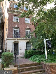 Photo of 2019 CONNECTICUT AVE NW, WASHINGTON, DC 20008 (MLS # DCDC427982)