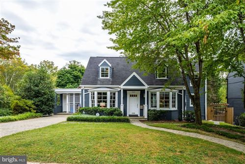 Photo of 3207 COQUELIN TER, CHEVY CHASE, MD 20815 (MLS # MDMC749984)