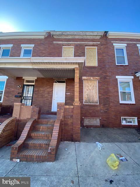 424 N CLINTON ST, Baltimore, MD 21224 - MLS#: MDBA546984