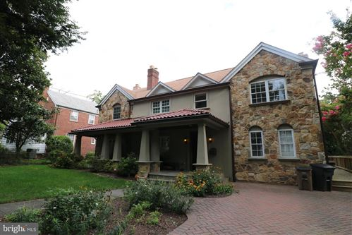 Photo of 3505 TAYLOR ST, CHEVY CHASE, MD 20815 (MLS # MDMC733986)