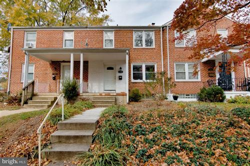 Photo of 1320 WOODBOURNE AVE, BALTIMORE, MD 21239 (MLS # MDBA491988)