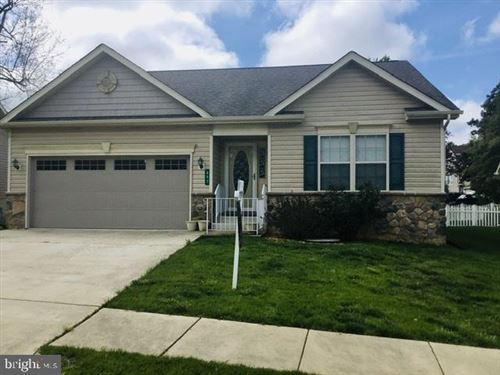 Photo of 657 HAWK HILL DR, PRINCE FREDERICK, MD 20678 (MLS # MDCA175988)