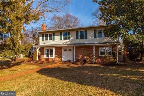 Photo of 4609 W FRANKFORT DR, ROCKVILLE, MD 20853 (MLS # MDMC689988)