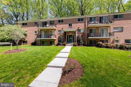 Photo of 10527 MONTROSE AVE #202, BETHESDA, MD 20814 (MLS # MDMC753988)