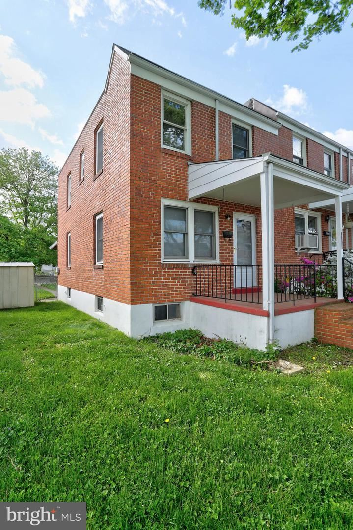 3713 CLARENELL RD, Baltimore, MD 21229 - MLS#: MDBA548988