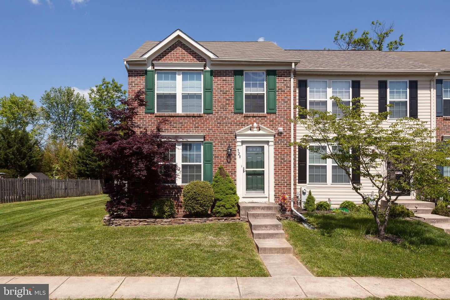 528 MACINTOSH CIR, Joppa, MD 21085 - MLS#: MDHR259988
