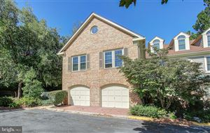 Photo of 5725 BALSAM GROVE CT #67, ROCKVILLE, MD 20852 (MLS # MDMC682990)
