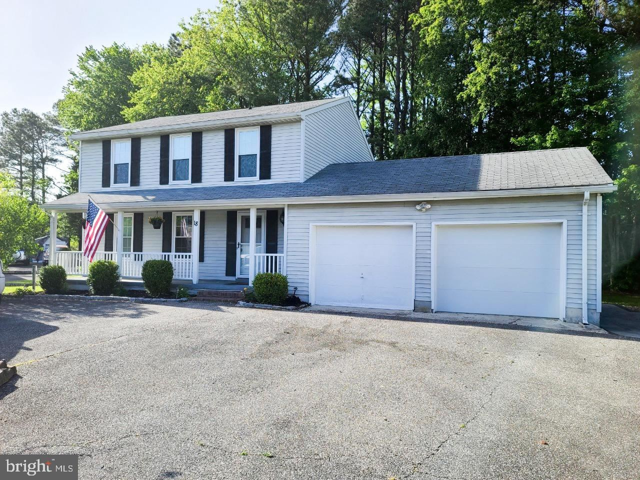 Photo for 18 ROCKSIDE RD, OCEAN PINES, MD 21811 (MLS # MDWO113990)