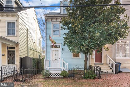 Photo of 116 CONDUIT ST, ANNAPOLIS, MD 21401 (MLS # MDAA422992)
