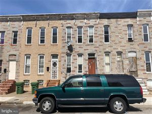 Photo of 2120 ASHTON ST, BALTIMORE, MD 21223 (MLS # MDBA436992)