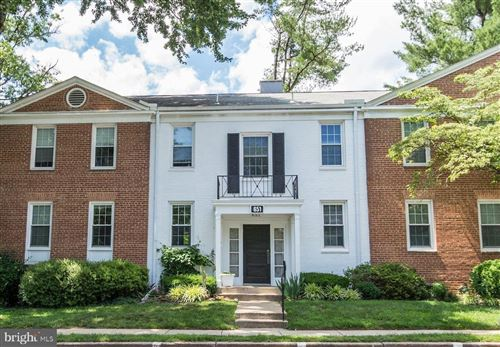 Photo of 651 AZALEA DR #2, ROCKVILLE, MD 20850 (MLS # MDMC710992)