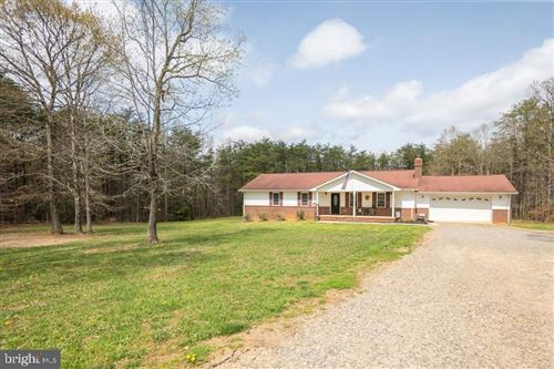 Photo of 12583 SHANNON HILL RD, LOUISA, VA 23093 (MLS # VALA122992)