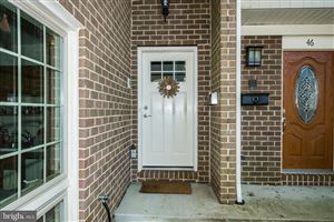 Photo of 48 GENTRY CT, ANNAPOLIS, MD 21403 (MLS # MDAA410994)