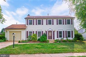 Photo of 14515 WILLIAM CARR LN, CENTREVILLE, VA 20120 (MLS # VAFX1088994)