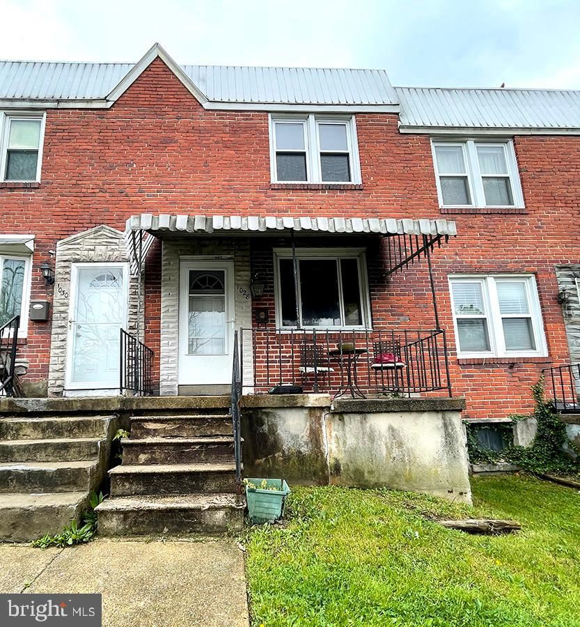 1028 PARKSLEY AVE, Baltimore, MD 21223 - MLS#: MDBA549994