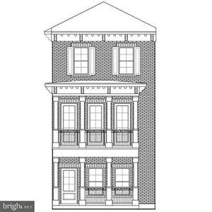Photo of 1109 DARLEY, BALTIMORE, MD 21218 (MLS # MDBA474996)