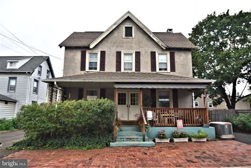 Photo of 27 E MOUNT PLEASANT AVE, AMBLER, PA 19002 (MLS # PAMC663996)