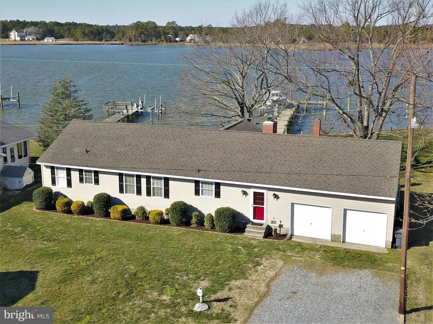 1604 DEEP POINT RD, Woolford, MD 21677 - #: MDDO124996