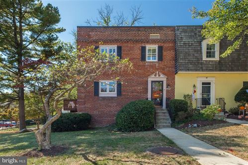 Photo of 6652 HILLANDALE RD #47, CHEVY CHASE, MD 20815 (MLS # MDMC683998)