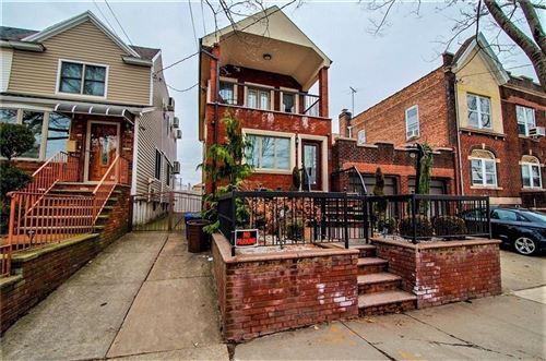Photo of 7514 12 Avenue, Brooklyn, NY 11228 (MLS # 446035)