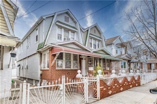 Photo of 772 East 48 Street, Brooklyn, NY 11203 (MLS # 437625)