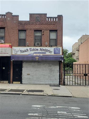 Photo of 877 NOSTRAND Avenue, Brooklyn, NY 11225 (MLS # 455627)