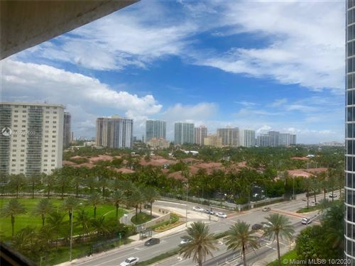 Photo of 19201 Collins Ave #827, Sunny Isles Beach, FL 33160 (MLS # A10949000)