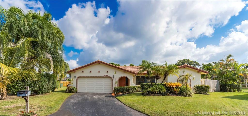 1098 NW 82nd Ter, Coral Springs, FL 33071 - MLS#: A10748002