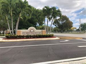 Photo of 824 NW 91st Ter #824, Plantation, FL 33324 (MLS # A10666006)